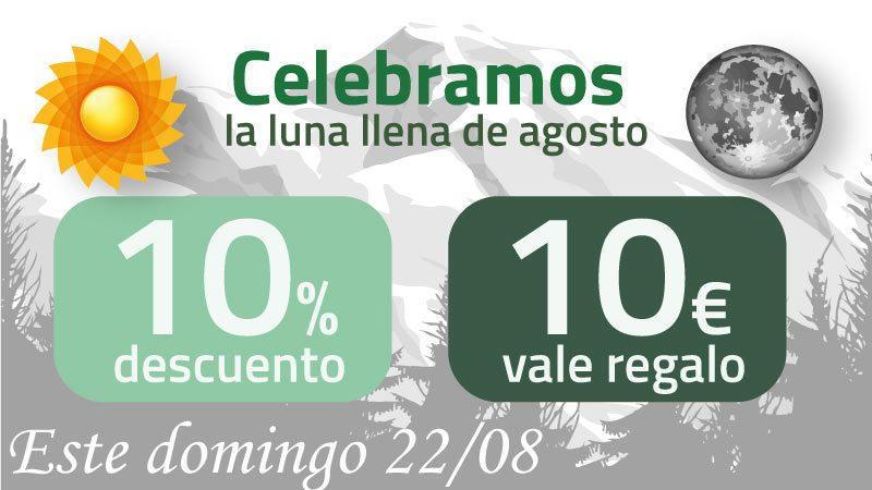 Promociones tienda ecológica