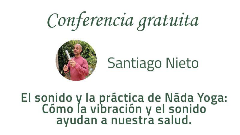 conferencia santiago nieto