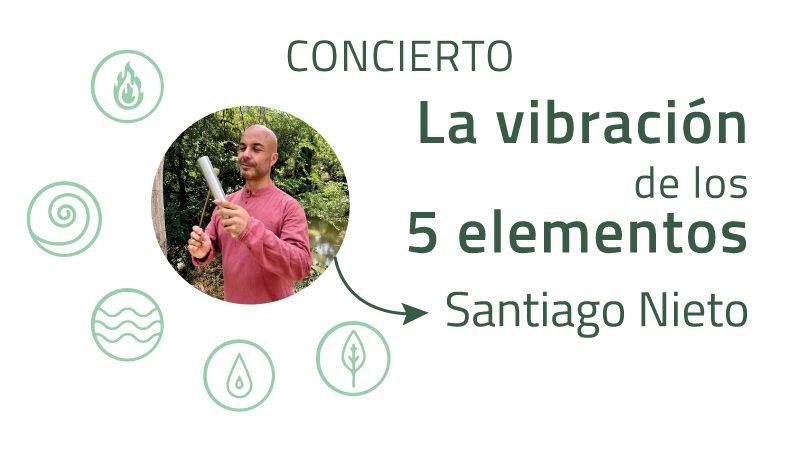 santiago nieto concierto